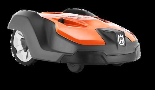 Husqvarna Automower 550 robotniiduk proffikasutusse