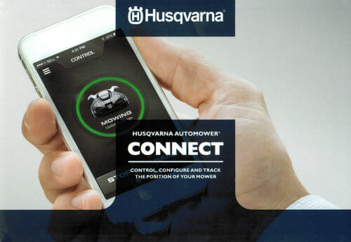 Husqwrna Automower Connect moodul